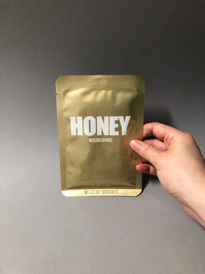Honey Sheet Face Mask by Lapcos