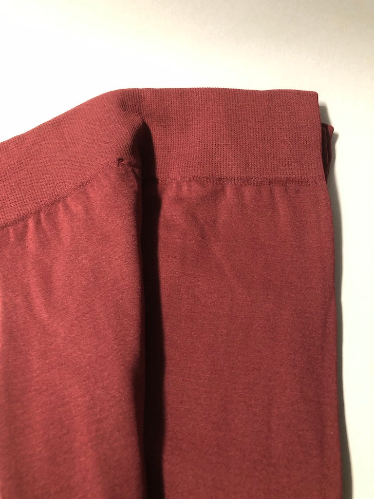 Control-top Fleece Leggings