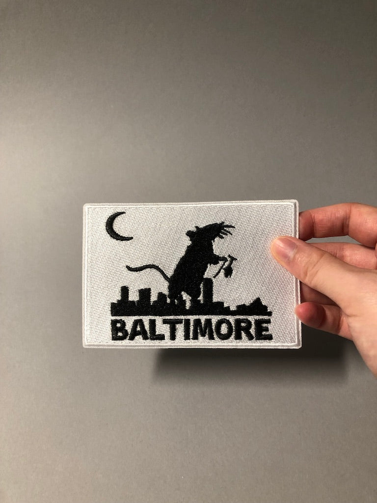 Ratzilla Patch by Rat Czar