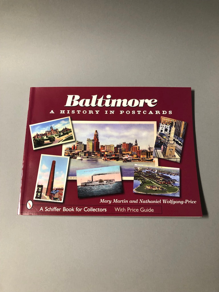 Baltimore: A History in Postcards
