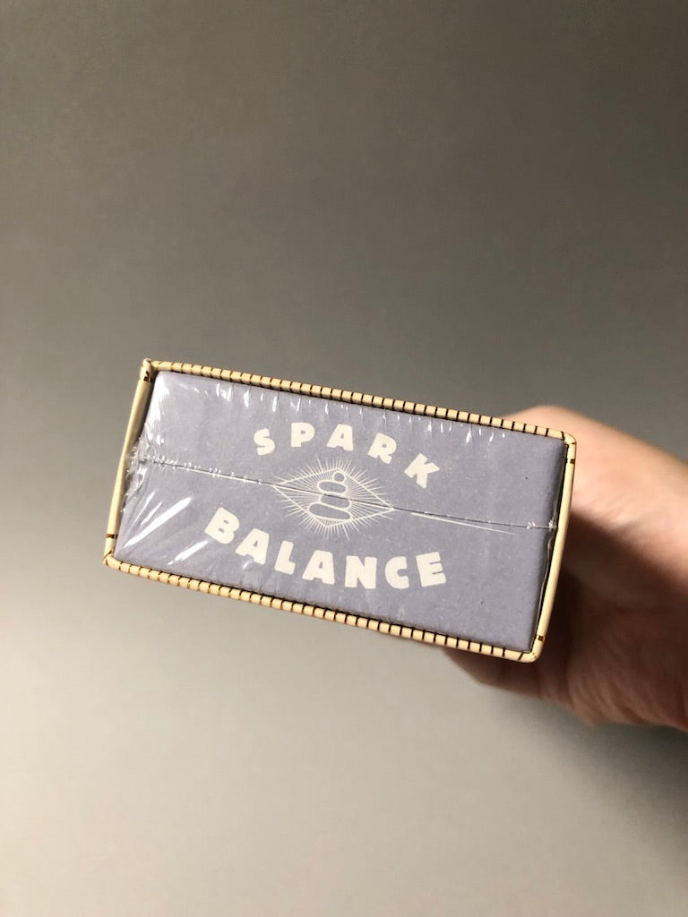 Spark Balance: 50 Ways to Be Present and Find Focus