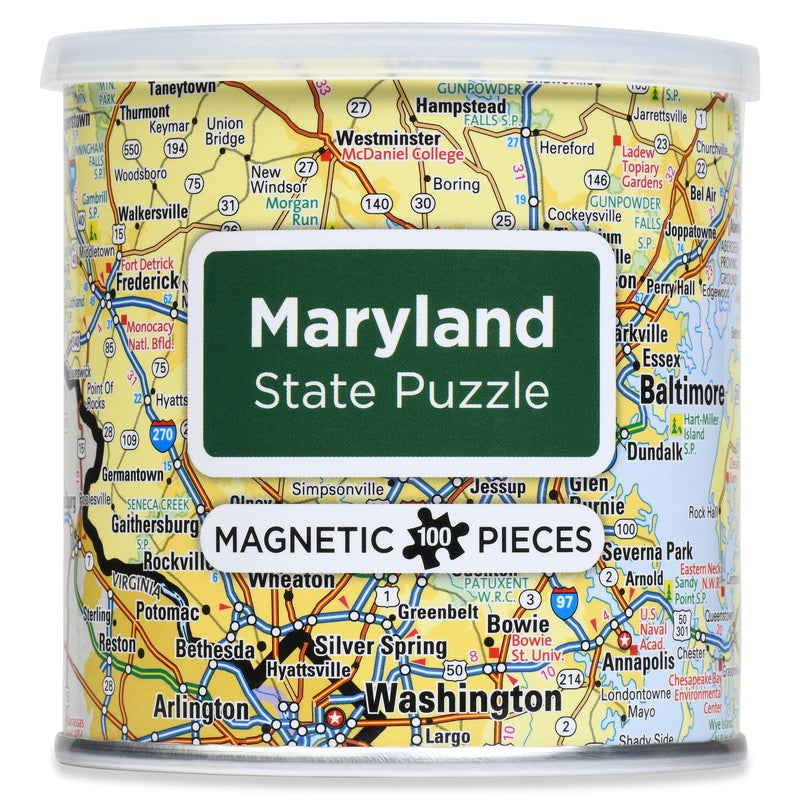 Magnetic Puzzle | Maryland
