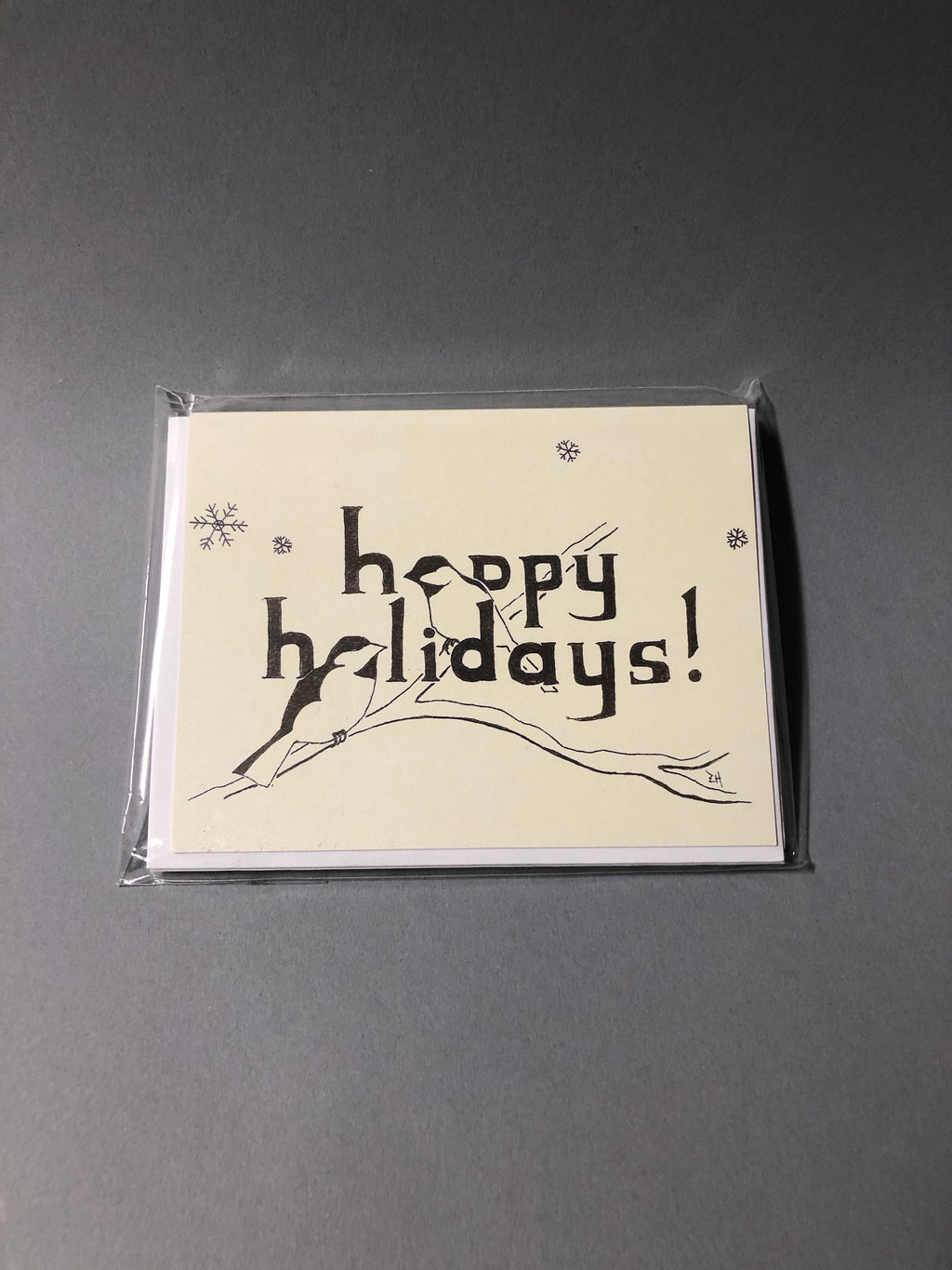 Holiday Cards by Emily Heron
