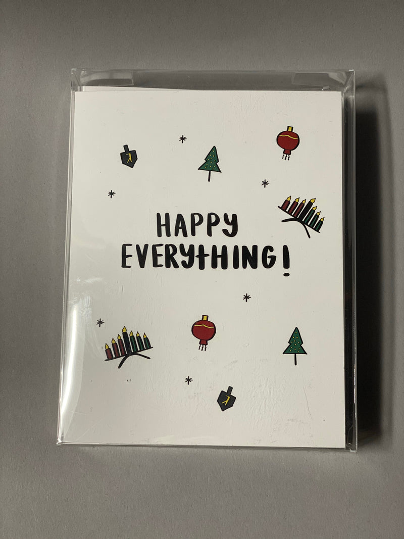 Holiday Card Pack by Nora Jayne