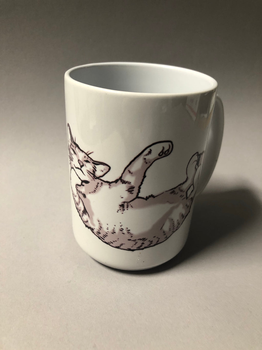 Good Cat Ceramic Mug
