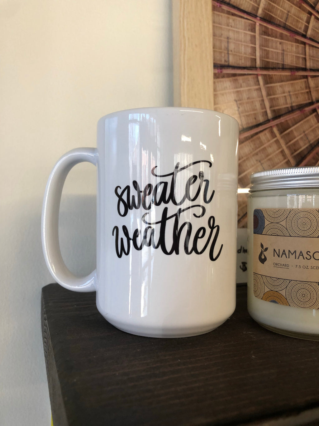 15oz Sweater Weather Mug