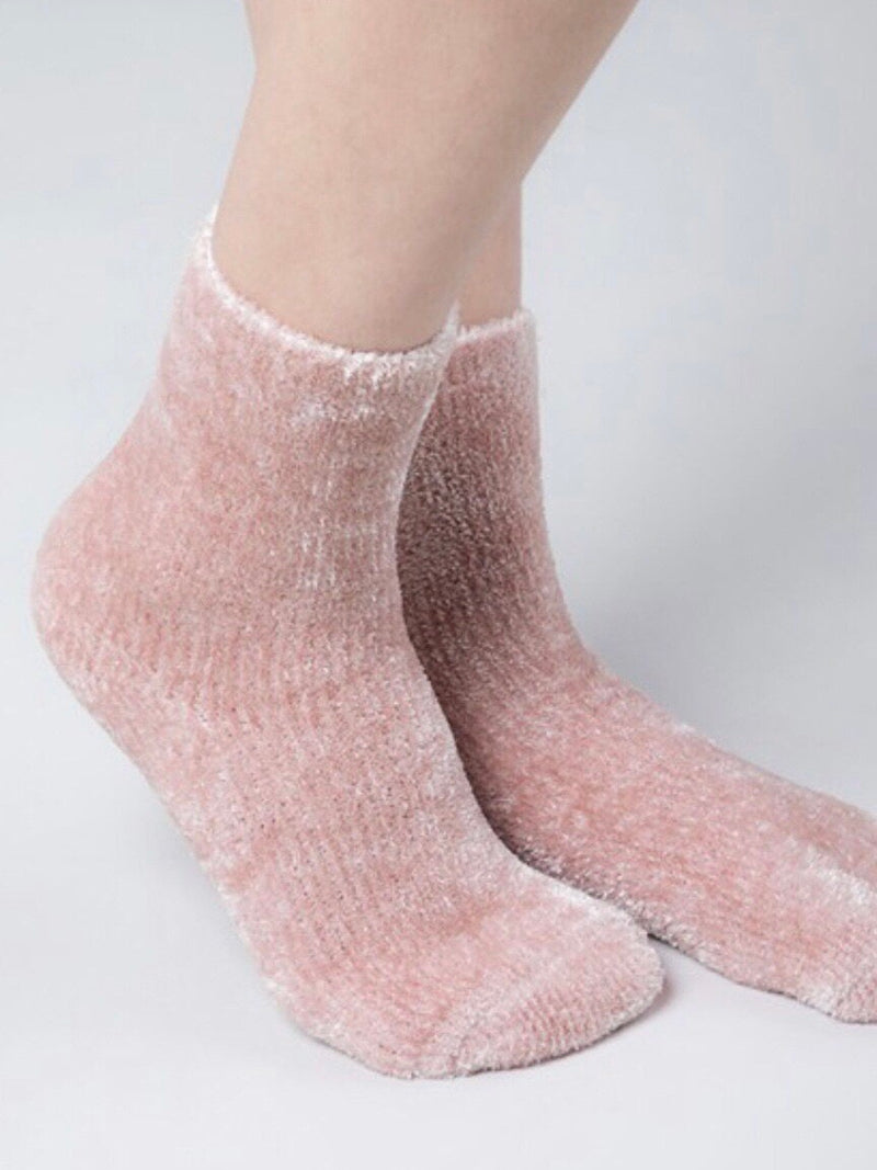 The Worlds Fuzziest Socks