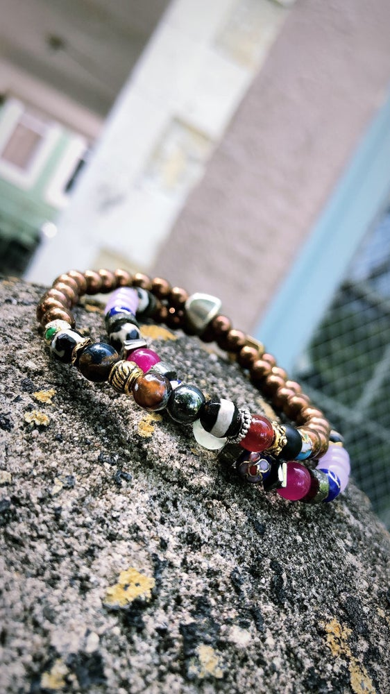 Itty Bitty Hardwear Bracelets by 'New Vintage by Sam'