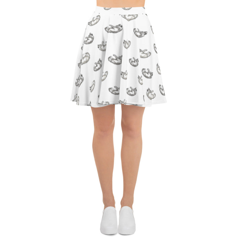 Good Cat Skirt