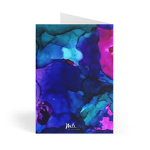 "Load image into Gallery viewer, ""ENIGMATIC"" Greeting Cards (8 pcs)"