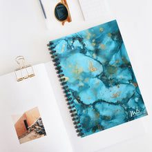 Load image into Gallery viewer, INK SERIES 1 Spiral NotebooK