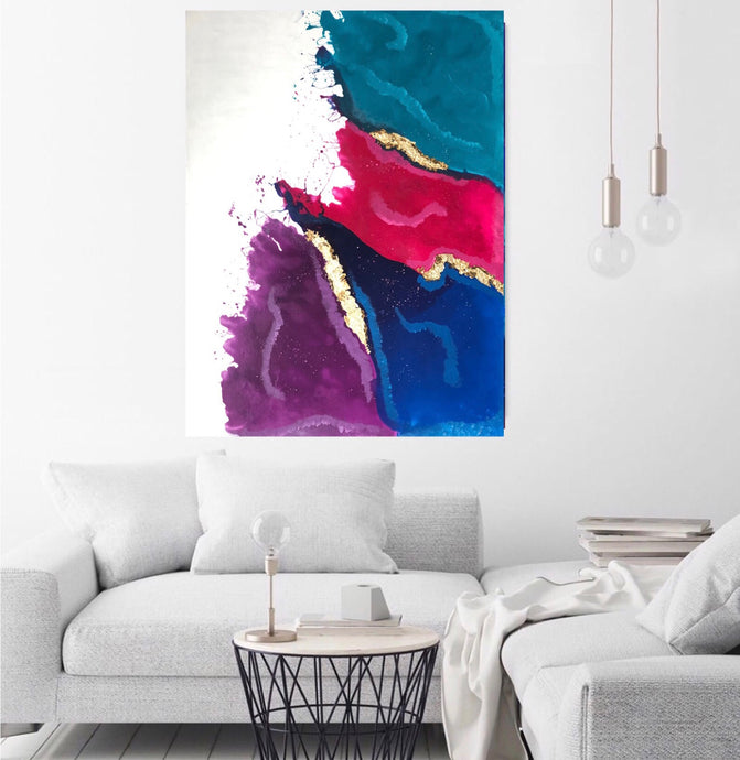 EVOLUTION Canvas Print - Melisa Brown