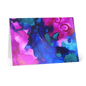 """ENIGMATIC"" Greeting Cards (8 pcs)"