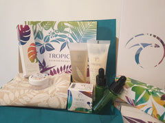 Tropic skincare, vegan, clean beauty, ethical skincare