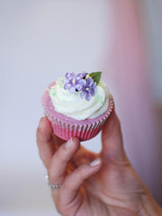 Beautiful bath cupcakes. wedding favors