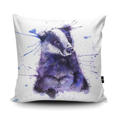home furnishings for men badger cushion