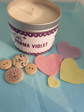 Parma violet gift box - Cordelia's House of Treasures