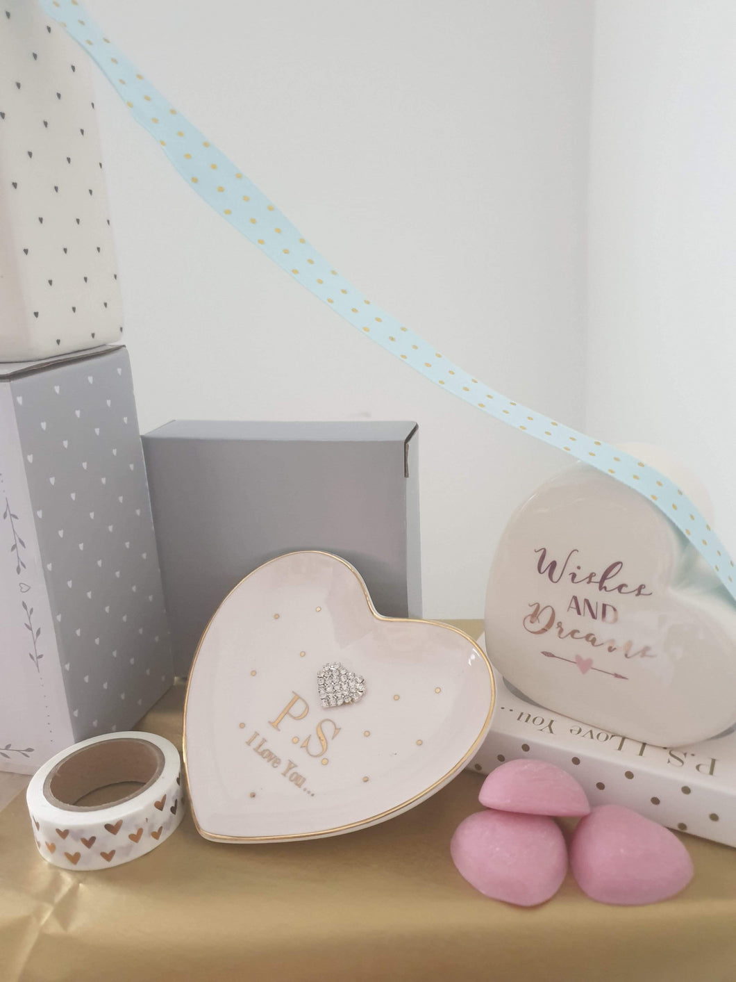sweet little gift combination for bridesmaids