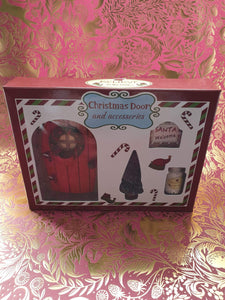 Christmas Door Decoration - Cordelia's House of Treasures