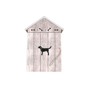 BAILEY & FRIENDS KEY CUPBOARD BLACK DOG - Cordelia's House of Treasures