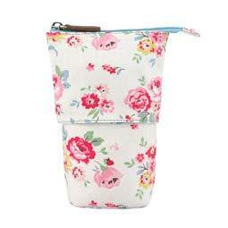 Cath Kidston Wells Rose fold Down Pencil case