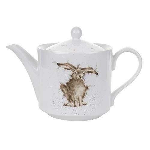 Wrendale by Royal Worcester Teapot (Hare)
