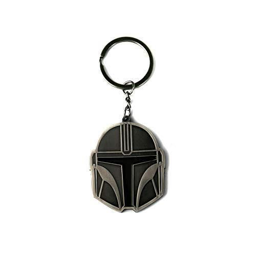 Half Moon Bay Keyring (With Header Card) - Star Wars (Mandalorian) - Cordelia's House of Treasures