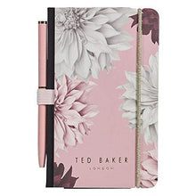 Ted Baker Mini Notebook and Pen - Pink Clove Design TED708 - Cordelia's House of Treasures