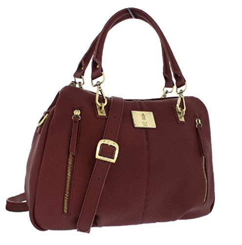 FLY LONDON Jine Handbag – Wine