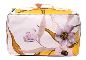 Ted Baker Large Earline Cabana Travel Tidy Wash Cosmetic Make Up Bag in Light Pink - Cordelia's House of Treasures