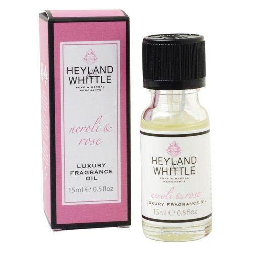 Neroli & Rose Fragrance Oil 15ml