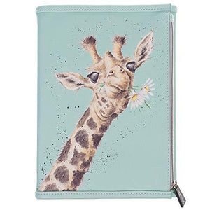 Wrendale Designs The Country Set Notebook Wallet - Zoology