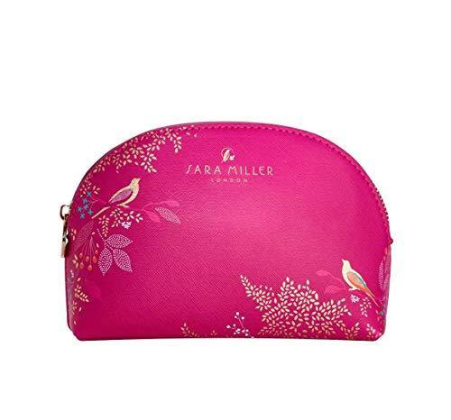 Sara Miller Cosmetic Bag, Pink, Small