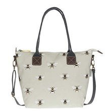 Sophie Allport Bees Oilcloth Oundle Bag