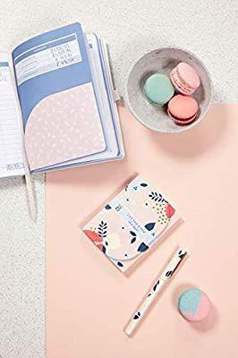 BusyB note pad and pen with pouch