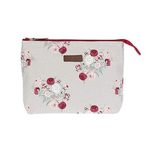 Sophie Allport Peony Large Canvas Wash Bag - Cordelia's House of Treasures