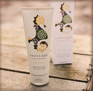 Seascape Island Apothecary Refresh Hand and Nail Cream 75 ml