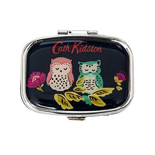 Cath Kidston Magical Woodland Compact Mirror Everyday Dry Lip Balm in Gift Box, 6g