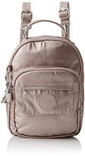 Kipling Women's Alber Backpack, 16 x 21.5 x 10.5 cm Pink Size: One size