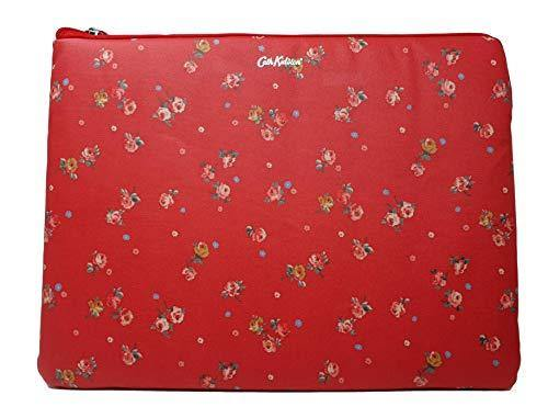 Cath Kidston Frestonia 13 inch Laptop tech sleeve in Red oilcloth - Cordelia's House of Treasures