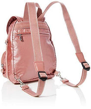 Kipling Firefly Up Women's Backpack, Red (Metallic Rust), 22x31x14 Centimeters (B x H x T)