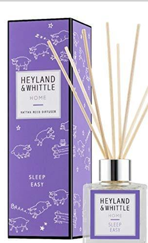 Sleep Easy Rattan Reed Diffuser 100ml (with Rattan Reeds) - Cordelia's House of Treasures