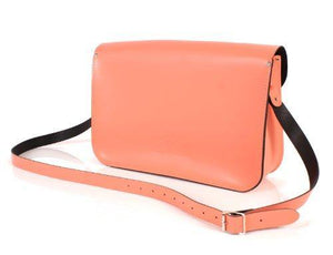 "15"" Coral Reef English Leather Satchel Classic Retro Fashion laptop/school bag"