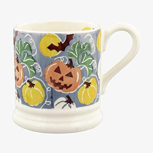 Emma Bridgewater Midnight Pumpkins 1/2 Pint Mug