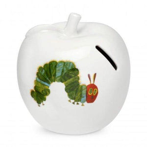 The Very Hungry Caterpillar Apple Money Box by Portmeirion - Cordelia's House of Treasures