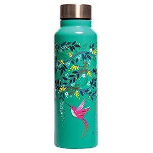 Sara Miller Water Bottle | 750ml Stainless Steel Water Bottle | Chelsea Collection | BPA Free Drinks Bottles for Adults | Gifts for Women | Birthday Gifts for Her | Leakproof Metal Water Bottles