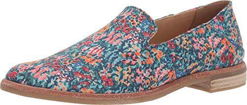 Sperry Women's Seaport Levy Liberty Print Loafer Multi Size: 9.5 - Cordelia's House of Treasures