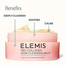 Elemis Pro-Collagen Rose Cleansing Balm, 105 g