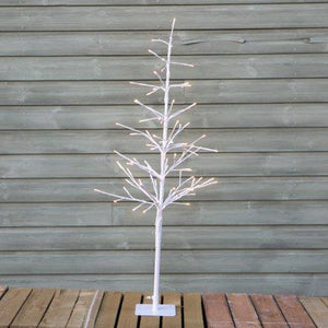 White twig tree to hang your Easter bunnies on - Cordelia's House of Treasures