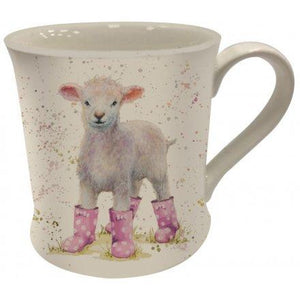 Easter lamb mug - Cordelia's House of Treasures